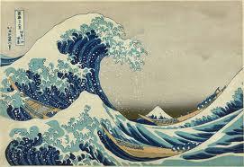 La ola de Hokusai