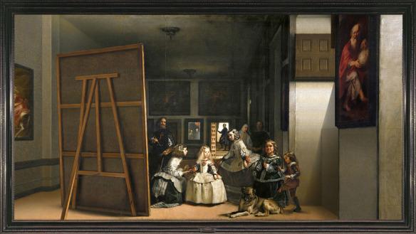 Las Meninas de Velázquez, continuación